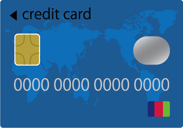 クレジットカード(VISA・MASTER・UC・JCBなど)